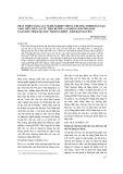 Phát triển năng lực nghề nghiệp trong chương trình đào tạo giáo viên tiếp cận từ thị trường lao động (trường hợp ngành sư phạm lịch sử trường ĐHSP - ĐH Thái Nguyên)