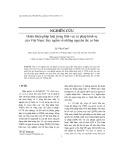 Hoàn thiện pháp luật trong lĩnh vực tư pháp hình sự của Việt Nam: Suy ngẫm về những nguyên tắc cơ bản