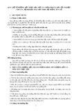 Quy chế về hướng dẫn thực tập, viết và chấm khóa luận tốt nghiệp