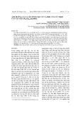 Ảnh hưởng của Sr lên tính chất từ và hiệu ứng từ nhiệt của vật liệu Pr0,7Ca0,3-xSrxMnO3
