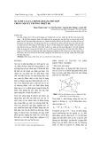 So sánh và lựa chọn hàm dạng phù hợp trong nội suy trường nhiệt độ