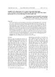Nghiên cứu tính chất từ và khả năng hấp phụ Pb(II) của các hạt nano Fe3O4 và MnFe2O4 chế tạo bằng phương pháp đồng kết tủa có sự hỗ trợ của sóng siêu âm