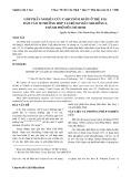 Góp phần nghiên cứu carcinôm ruột ở trẻ em: Báo cáo 10 trường hợp tại Bệnh viện nhi đồng I, thành phố Hồ Chí Minh