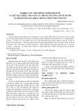 Nghiên cứu một số đặc điểm dịch tễ và kết quả điều trị nang ấu trùng sán dây lợn ở người tại Bệnh viện đa khoa trung ương Thái Nguyên
