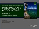 Lecture Intermediate accounting (Volume 2, 11th Canadian edition) – Chapter Appendix 20: Leases