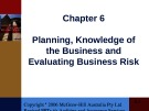 Lecture Auditing and assurance services in Australia: Chapter 6 - Grant Gay, Roger Simnett
