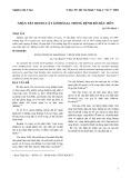 Nhận xét định luật goodsall trong bệnh rò hậu môn
