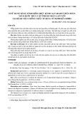 Sử dụng bảng tính điểm thực hành alvarado chẩn đoán viêm ruột thừa cấp ở bệnh nhân 65 tuổi tại Bệnh viện Thống Nhất TP.HCM (từ 8/2998 đến 8/2002)