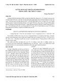 Ứng dụng kỹ thuật lichteinstein trong điều trị thoát vị bẹn