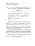 Tổng quan về các công trình nghiên cứu truyện kể dân gian Việt Nam từ góc độ type và motif (trường hợp ở Việt Nam)