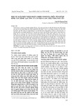Một số giải pháp nhằm hoàn thiện nội dung phân tích tình hình tài chính tại Công ty Cổ phần Gang thép Thái Nguyên