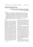 Nghiên cứu nhân giống in vitro cây Nhân Sâm (Panax ginseng C.A. Meyer )