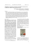 Ảnh hưởng của bổ sung Acid pak 4 way đến sức sản xuất của gà broiler Cobb 500 nuôi chuồng hở vụ hè