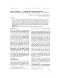 Cơ sở lý thuyết và vận dụng để xây dựng bài giảng axit sunfuric theo hình thức làm việc độc lập của học sinh