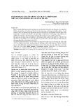 Thành phần loài côn trùng gây hại và thiên địch trên cây ổi tại Đông Dư, Gia Lâm, Hà Nội