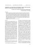 Ảnh hưởng của chất phụ gia tới độ bền và động thái nhả dinh dưỡng của phân bón kali nhả chậm dạng viên