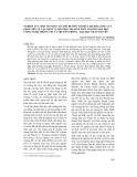 Nghiên cứu một số nhân tố ảnh hưởng tới mức độ hài lòng của sinh viên về các dịch vụ hỗ trợ cho sinh viên trường Đại học Công nghệ Thông tin và Truyền thông - Đại học Thái Nguyên
