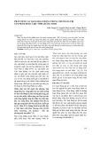 Phân tích các dạng hoạt động trong chuỗi giá trị sản phẩm dược liệu tỉnh Quảng Ninh