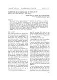 Nghiên cứu xử lý amoni (NH4+ -N) trong nước bằng than sinh học biến tính HNO3