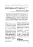 Nghiên cứu sử dụng cỏ Vetiver, cây dương xỉ và cỏ mần trầu xử lý ô nhiễm kim loại Pb trong đất xung quanh khu vực Mỏ Kẽm chì làng Hích, huyện Đồng Hỷ, tỉnh Thái Nguyên