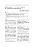 Xác định tình hình nhiễm và sử dụng thuốc điều trị bệnh đầu đen do histomonas meleagridis gây ra trên đàn gà nuôi tại huyện Định Hóa, tỉnh Thái Nguyên