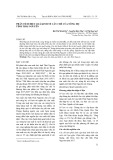 Phân tích hiệu quả kinh tế cây chè của nông hộ tỉnh Thái Nguyên