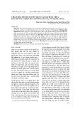Chuẩn hóa một số nguyên liệu của bài thuốc chữa hội chứng lỵ (Phèn đen, Mơ lông, Seo gà, Cỏ tranh, Gừng)
