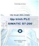 PLC Semantic S7-200 và kỹ thuật điều khiển lập trình: Phần 1