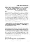 Xác định tỷ lệ và mối liên quan giữa hội chứng chuyển hóa với thời gian tu hành và chế độ luyện tập thiền ở tu sĩ Phật giáo tỉnh Bà Rịa - Vũng Tàu năm 2016
