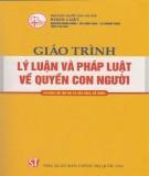 Giáo trình Lý luận và pháp luật về quyền con người: Phần 2