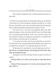 Tóm tắt Luận văn Thạc sĩ Ngân hàng: Hạn chế rủi ro trong phát triển dịch vụ thẻ tín dụng tại Sở Giao dịch, Ngân hàng Ngoại Thương Việt Nam