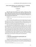 Đàng ngoài thế kỷ XVII: Người Châu Âu và thái độ của chính quyền Lê - Trịnh