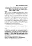 Xây dựng công thức bào chế và đánh giá tác dụng kháng khuẩn in vitro của kem mafenid acetat 8,5%