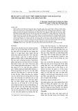 Phân lập và sản xuất thử nghiệm giống nấm da báo tại trường Đại học Nông Lâm Thái Nguyên