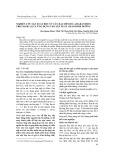 Nghiên cứu sản xuất bột từ cây rau dền đỏ (Amaranthus tricolor) và ứng dụng vào sản xuất cháo dinh dưỡng