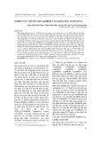 Nghiên cứu chuyển gen GmDRE vào giống đậu tương ĐT12