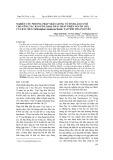 Nghiên cứu phương pháp nhân giống vô tính làm cơ sở cho công tác bảo tồn, khai thác phát triển nguồn gen cây râu mèo (Orthosiphon stamineus Benth) tại tỉnh Thái Nguyên