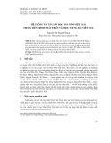 Hệ thống tác giả văn học Hán Nôm Việt Nam trong tiến trình phát triển văn học trung đại Việt Nam