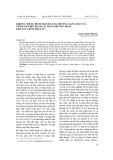 Khống chế sự hình thành tăng trưởng dạng đảo của germani trên đế siclic bằng phương pháp epitaxy chùm phân tử
