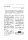 Nghiên cứu điều khiển trường nhiệt độ trong phôi tấm sử dụng đại số gia tử