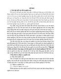 Tóm tắt Luận văn Tiến sĩ: Pháp luật về kiểm soát hành vi lạm dụng vị trí độc quyền của các doanh nghiệp tại Việt Nam