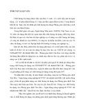 Tóm tắt Luận văn Thạc sĩ Ngân hàng: Nâng cao chất lượng tín dụng của Phòng giao dịch Tân Hòa - Ngân hàng nông nghiệp & PTNT chi nhánh tỉnh Đắk Lắk