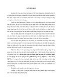 Tóm tắt Luận văn Thạc sĩ Ngân hàng: Hoàn thiện công tác thẩm định tín dụng đối với khách hàng doanh nghiệp siêu vi mô tại Ngân hàng TMCP Công thương Việt Nam –  Chi nhánh Hà Tây