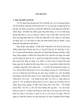 Tóm tắt Luận văn Thạc sĩ Ngân hàng: Quản trị rủi ro tín dụng tại Ngân hàng Nông nghiệp và Phát triển Nông thôn Việt Nam - Chi nhánh huyện Bắc Yên Sơn La