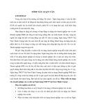 Tóm tắt Luận văn Thạc sĩ Ngân hàng: Phát triển tín dụng cho doanh nghiệp vừa và nhỏ tại Ngân hàng TMCP Việt Nam Thịnh Vượng