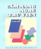 Ebook Cẩm nang nghề thư viện: Phần 1