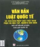 Giới thiệu một số văn bản Luật quốc tế và văn bản pháp luật Việt Nam: Phần 2