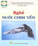 Giới thiệu về nghề nuôi chim yến: Phần 1