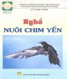 Ebook Nghề nuôi chim yến: Phần 2