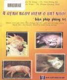 Biện pháp phòng trị 4 bệnh nguy hiểm ở vật nuôi: Phần 1